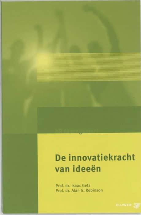 boek: de innovatiekracht van ideeen
