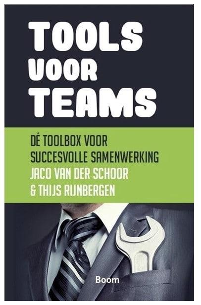 Boek: Tools voor teams