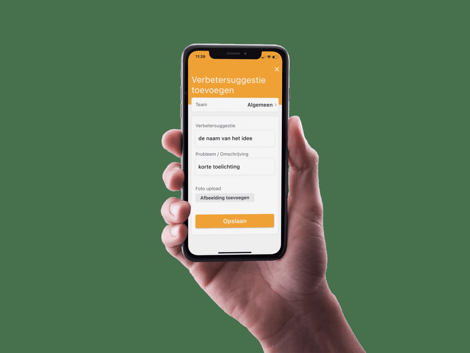 Coimbee mobile app